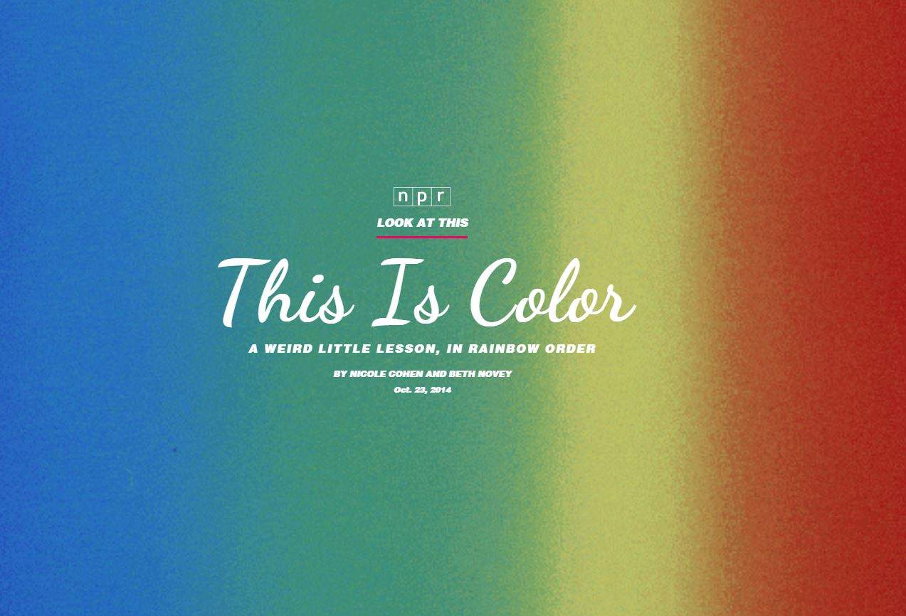 This is color